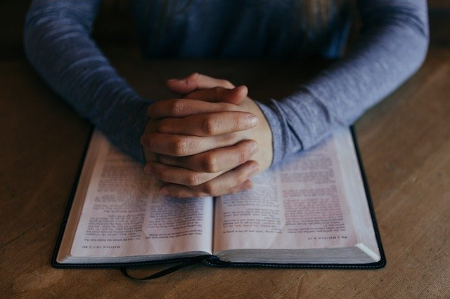 Pray the blood of Jesus during coronavirus crisis